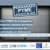 Logo Daniel Moreira para LaGarcíaRadio,  hablando sobre el PERSIANAZO PYME del próximo 6 de abril.