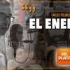 """Logo """"El enemigo"""" Por: Carlos Polimeni - Radio del Plata"""