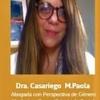 """Logo En La Tiza Rebelde """"La violencia no espera"""" - Dra. Paola Casariego"""