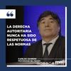 Logo #EXCLUSIVO Carlos Zannini - Secreto De Sumario - Radio 10