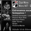 Logo 16 de febrero Musica en el Mitre