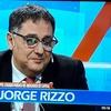 """Logo Jorge Rizzo con Paulino Rodríguez """"Macri y CFK dicen lo mismo. Parece que ese discurso vende"""""""
