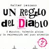 """Logo Víctor Hugo Morales recomienda """"Un regalo del Diablo"""" (Colección Vademécum), de Walter Lezcano"""