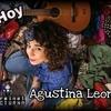 Logo Agustina Leoni @NegraLeoni en Terminal Nocturna