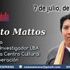 Logo ENTREVISTA A ERNESTO MATTOS