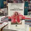 Logo Carina Rita Medina presenta su libro La causa de las cosidas en NELQP
