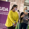 Logo RUDA: Registro Único de Acompañamientos - columna de @generounla