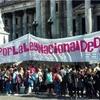 Logo PROYECTO DE LEY DE DANZAS¿DUERME O SE ACTIVA ? PRECARIZACIÓN