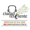 Logo Programa #54 Ciudad Resiliente Radio 19/06/2019
