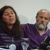 Logo Conferencia de Prensa de familiares #AparicionConVidaDeSantiagoMaldonado @APDHArgentina