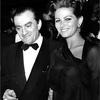 Logo Luchino Visconti y Claudia Cardinale - Columna de Cine Italiano - Ana Corbelini #IDM