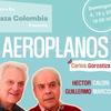"""Logo Héctor Calori nos cuenta sobre la obra """"Aeroplanos"""" de Carlos Gorostiza"""