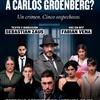"""Logo Entrevista con Lucia Machado actriz de la obra """"Quién Mató a Carlos Groenberg?"""" en Radio A"""