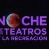 Logo HOY es la #NocheDeLosTeatros en @mardelplatamdp lo cuenta @cristianRabe Sec.De Cultura de V.Pueyrred