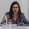 Logo Daniela Gimenez sobre la obra que se desarrolla en Punta Rasa