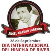 Logo Dia Internacional del Hincha de River - Entrevista a Omar Labruna parte 2