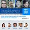 Logo Gonzalo Buzzio nos cuenta sobre Argentina 2019 y los desafíos de la construcción de una alternativa