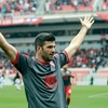 Logo @locoenlaazotea @cronoencero Independiente 3 - Colón (SF) 0 (2do gol Gigliotti)