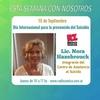 Logo 10 de Septiembre - Día Int. de Prevención del Suicidio - Entrevista: Lic. Nora Hazebruck - 2a. parte