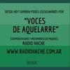 Logo Micro de Desate - Desate Fest 10 años - La Radio del Hospital Moyano - CABA -