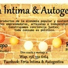 """Logo Feria íntima & autogestiva, Jugando en Papel y Trocamundos en """"Lo mismo distinto"""""""