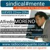 Logo ENTREVISTA Alfredo Moreno (Delegado de ARSAT - Telefónicos)