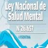 """Logo Modificaciones a la ley de #SaludMental """"Es un mamarracho"""" Mario Woronowski #HospitalEstevez"""
