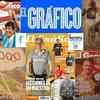 Logo #HomenajeEnSonidos hoy Revista El Gráfico
