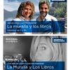 """Logo Floral Zu presenta su segundo libro en """"La muralla y los libros"""" - Biblioteca Nacional"""