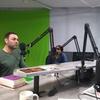 Logo Café político con Ariel Pennisi en la radio de las Madres