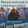Logo  Democracia: Poder popular o corporaciones