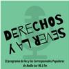 Logo Programa Nº 23 Derechos y al Revés 2019