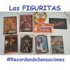 Logo #RecordandoSensaciones Las #Figuritas