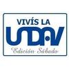 Logo Vivis la UNDAV Edición Sábado - 7º Programa 2017 - 22-4-17