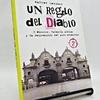 """Logo La Biblioteca que Suena - """"Un Regalo del Diablo""""  de Walter Lezcano"""
