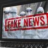 Logo Infodemia - Fake News COVID-19  - Dra. Soledad Gori Trabajadora Cientifica de CONICET