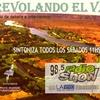 Logo Sobrevolando el Valle con Guillermo Urdinez