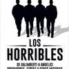 """Logo Tato Young sobre su nuevo libro """"Los Horribles"""""""