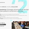Logo Mónica Yedvab y Martín Radics sobre Ciclo de charlas de la Asociación de Graduadxs de la UNLa