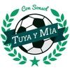 Logo LOS ,TUYA Y MIA, DOMINGOS, SERE, SONSOLITOS, BELO ,SONSOL,(III)