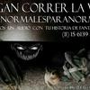 Logo Lo Normal es Paranormal; Marcas en la piel; y parálisis de sueño....14/3/18