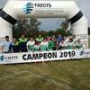 Logo Entrevista: María González campeona del SECLA en el torneo nacional de fútbol femenino de la FAECyS
