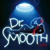 Logo Dr. Smooth Programa Especial con Ruben Goldin, Ambar y Juanito Moro por el dia del baterista