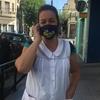 Logo Soledad, docente de la Escuela 14 DE 4 de La Boca en #CaballeroDeDía