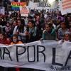 Logo 25/7/2017 - Entrevista a Roxana Murua sobre la marcha para pedir justicia por Laura Moyano