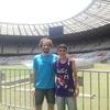 Logo Entrevista con Matheus Muratori - Periodista brasileño en Doble y Falta