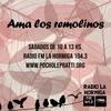 Logo Temporada 2021 / Ama los remolinos / Programa 31 / Sábado 17/04/2021