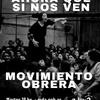 Logo AQSNV| Columna Movimiento Obrera - Jimena Ramírez |en Radio a