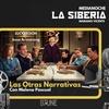 "Logo La Siberia ""Las Otras Narrativas"" Malena Pascual   Succession de Jesse Armstrong"