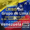 Logo El Mundo en Venezuela #659. Crisis del Grupo de Lima